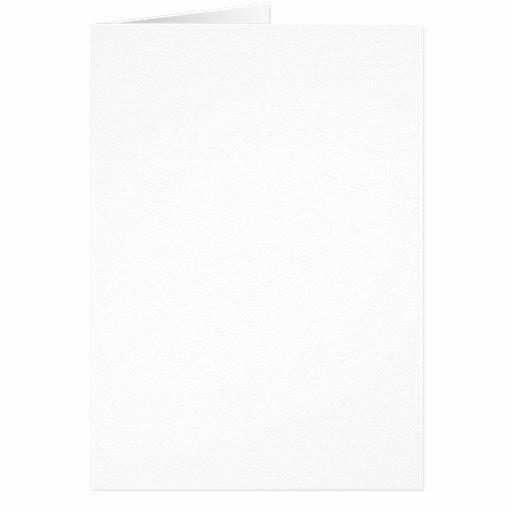 Blank Birthday Card Template Inspirational Blank Card Template