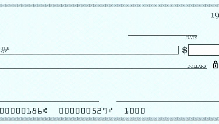 Blank Business Check Template Awesome Blank Cheque Template Editable Presentation Checks Free