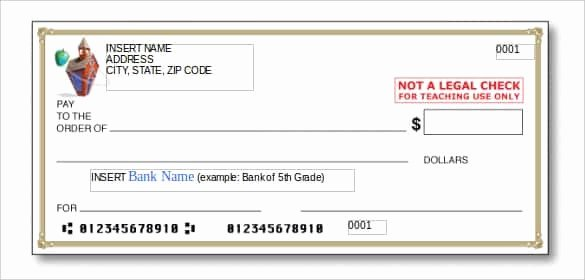 Blank Business Check Template Elegant Blank Check Register Template Free Templates Resume