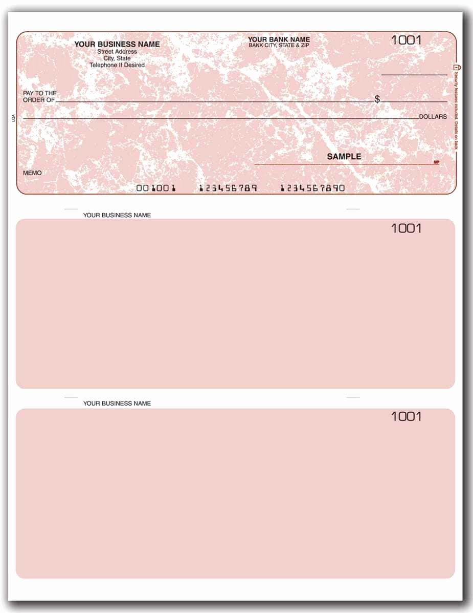 Blank Business Check Template Elegant Free Printable Blank Checks Template and Blank Business