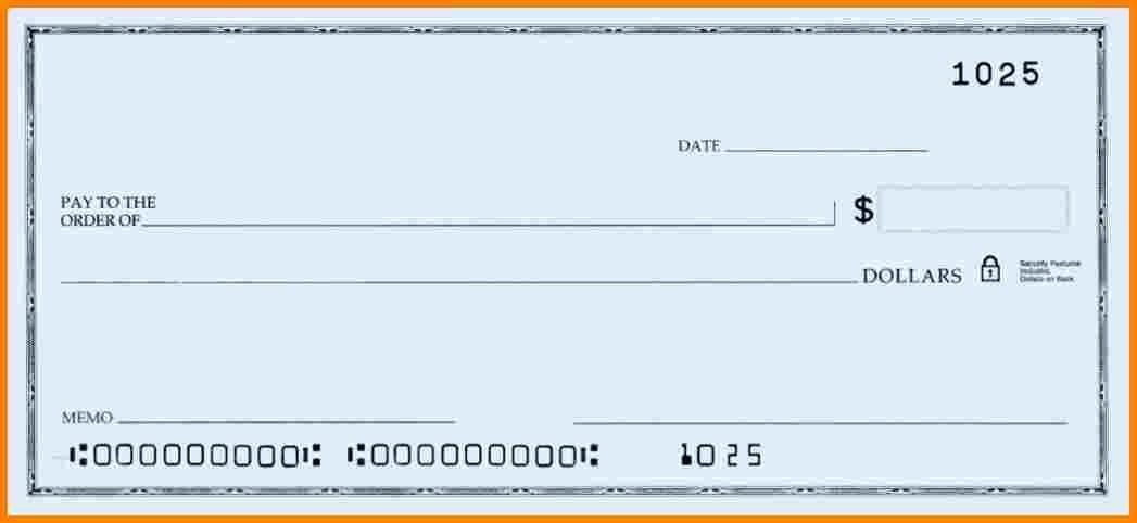 Blank Check Template Word Beautiful Blank Check Templates for Microsoft Word Templates