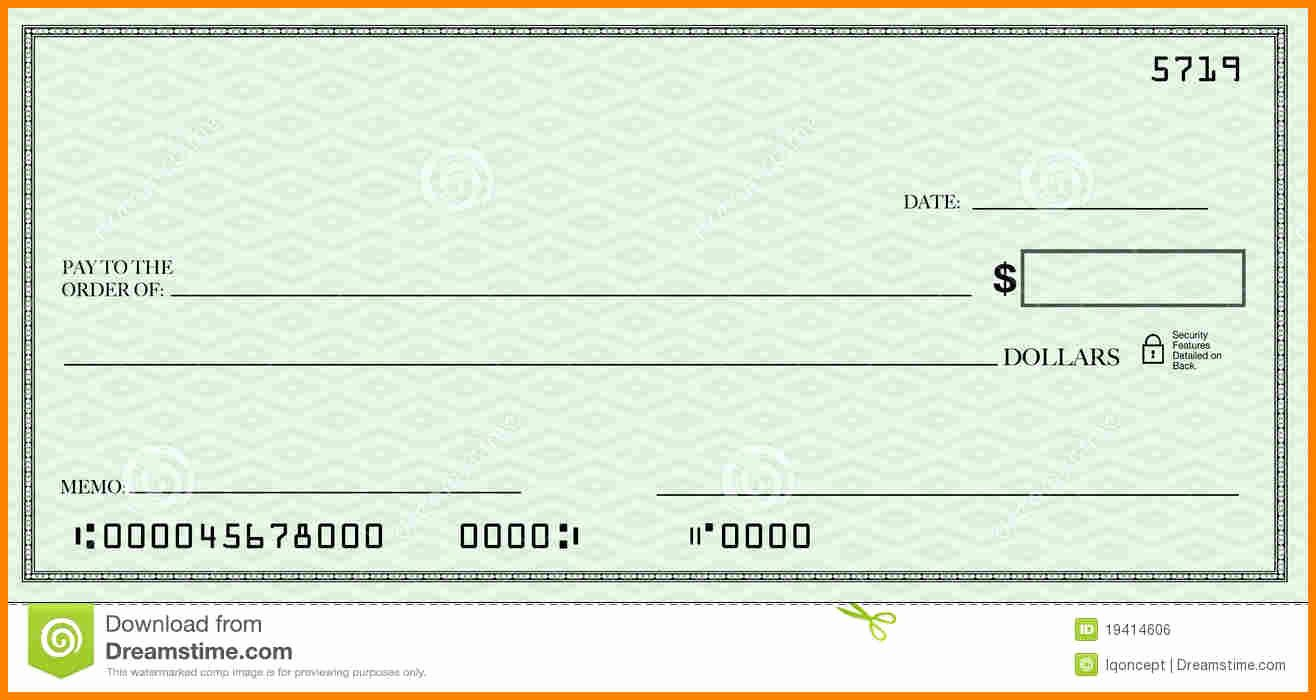 Blank Check Template Word Inspirational Check Template Ivoiregion