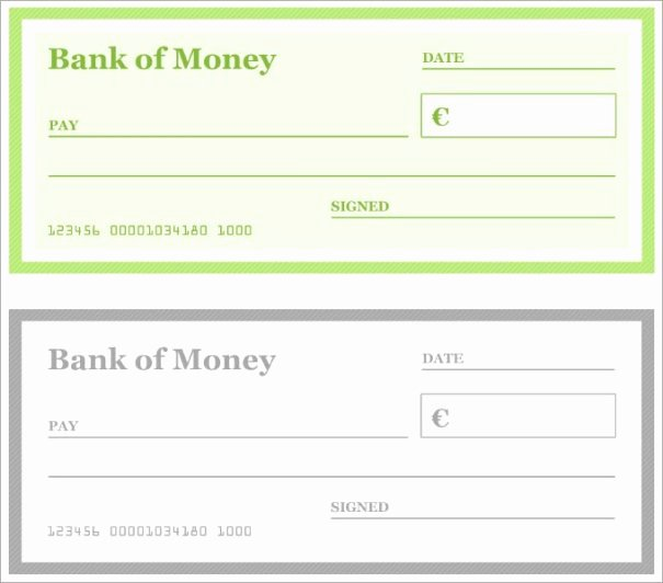 Blank Check Template Word Unique 7 Blank Check Templates for Microsoft Word Website