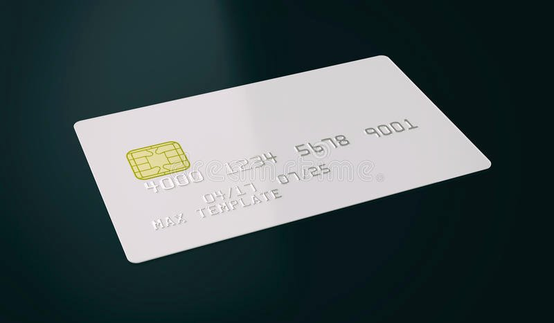 Blank Credit Card Template Fresh Blank White Credit Card Template Black Background 3d