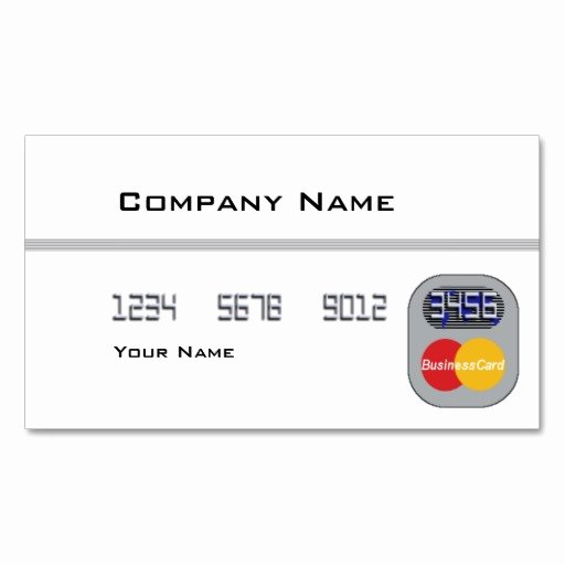 Blank Credit Card Template Lovely Best S Of Credit Card Template Credit Card Log