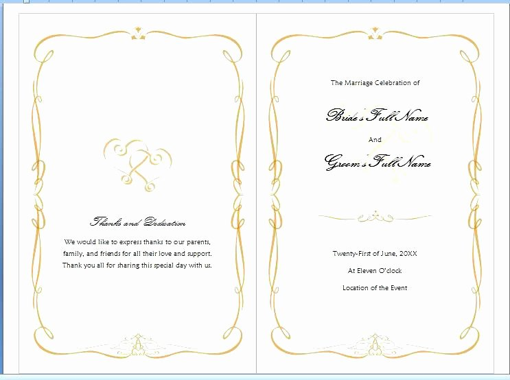 Blank Funeral Program Template Luxury Emergent Curriculum Preschool Lesson Plan Template