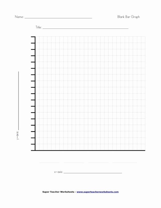 Blank Line Graph Template Lovely Gallery for Blank Bar