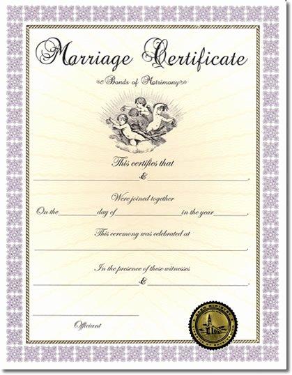 Blank Marriage Certificate Template Elegant Best S Of Certificate Marriage Template Ohio