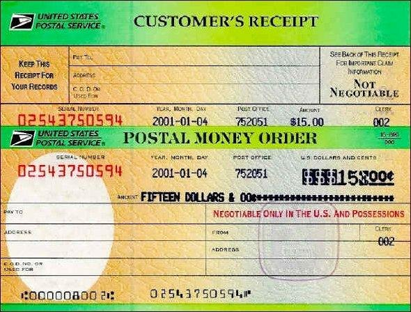 Blank Money order Template Beautiful Bliss Acres Farm Payment Information