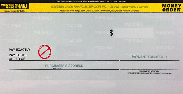 Blank Money order Template Lovely How to Fill Out A Money order