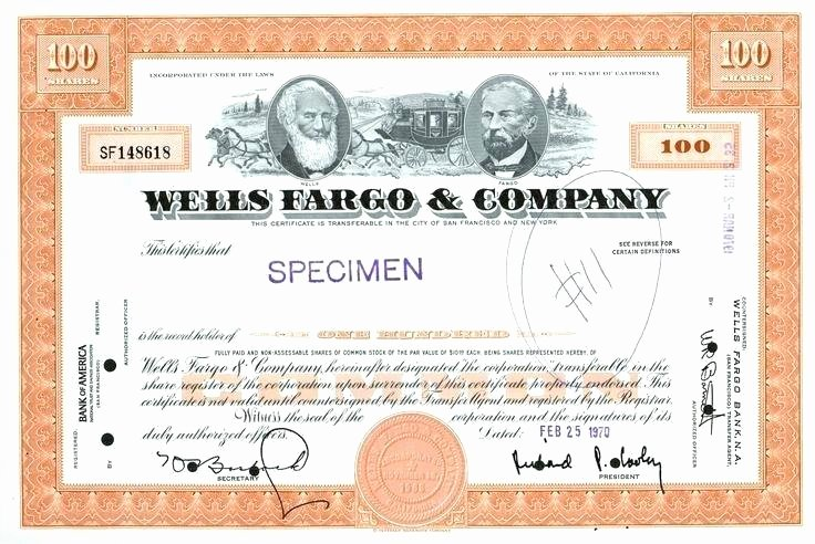 Blank Stock Certificate Template New Stock Share Certificate Template – Skincense