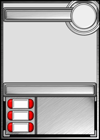 Blank Trading Card Template Best Of Trading Card Game Template