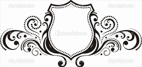 Blank Vintage Logo Template Best Of 10 Blank Logos