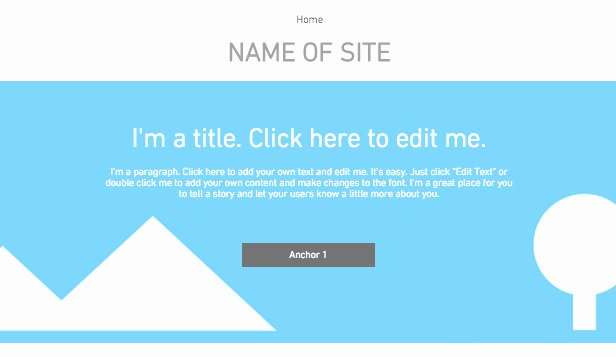 Blank Web Page Template Unique Blank Website Templates for Creative Minds