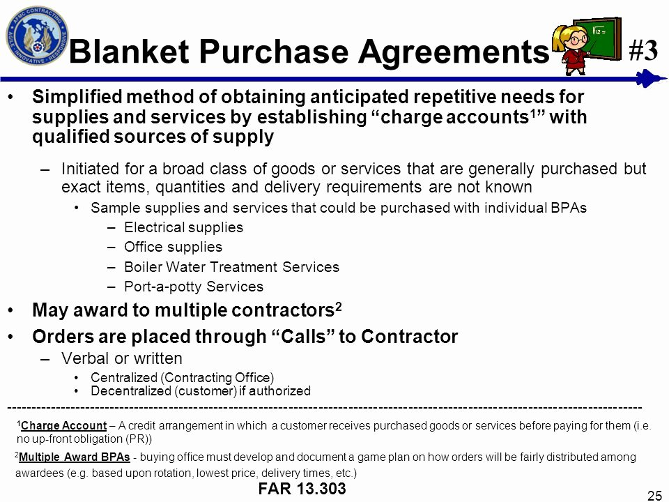 Blanket Purchase Agreement Template Elegant Net Training Simplified Acquisition Procedures Sap Ppt