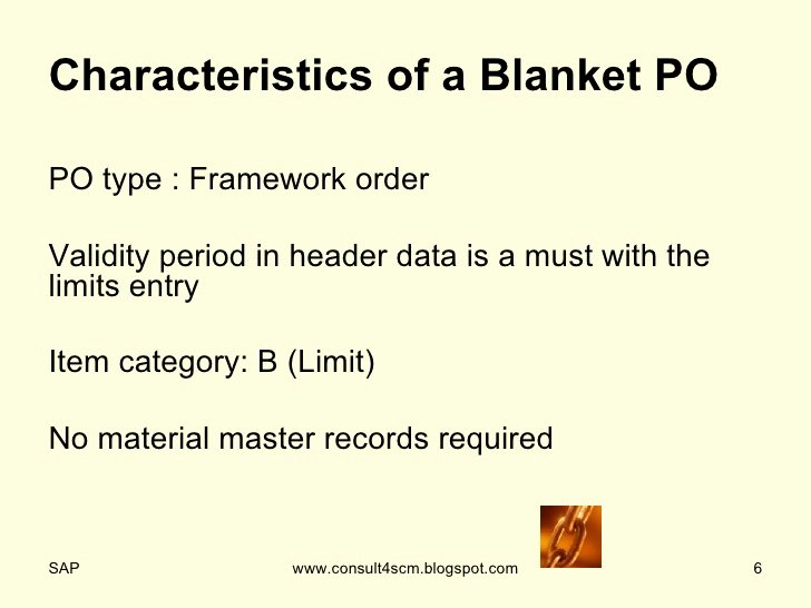 Blanket Purchase order Template Best Of Blanket Purchase order