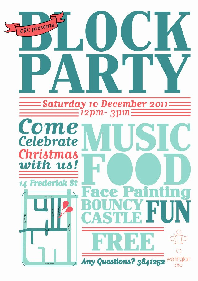 Block Party Flyer Template New 9 Best Of Church Christmas Party Flyer Church