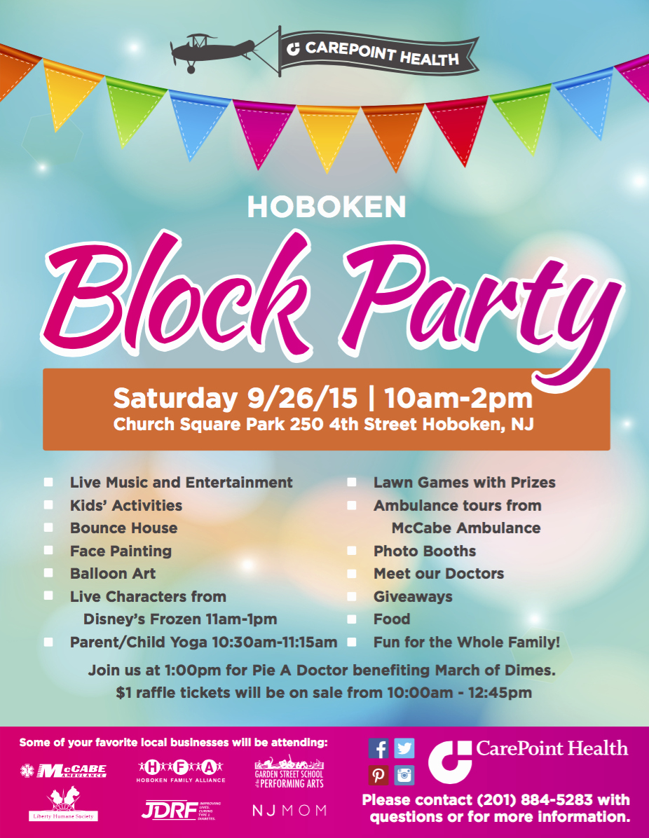 Block Party Flyer Template Unique the Gallery for Kids Yoga Flyer