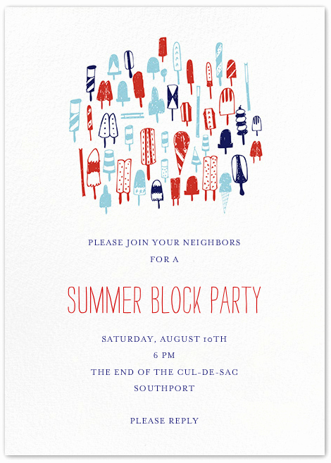 Block Party Invite Template Fresh 10 Block Party Ideas to Make Yours the Hit Of the Summer