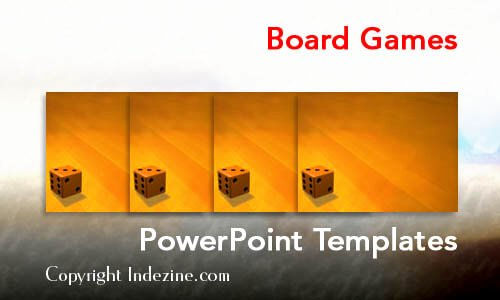 Board Game Template Powerpoint Elegant Board Games Powerpoint Templates