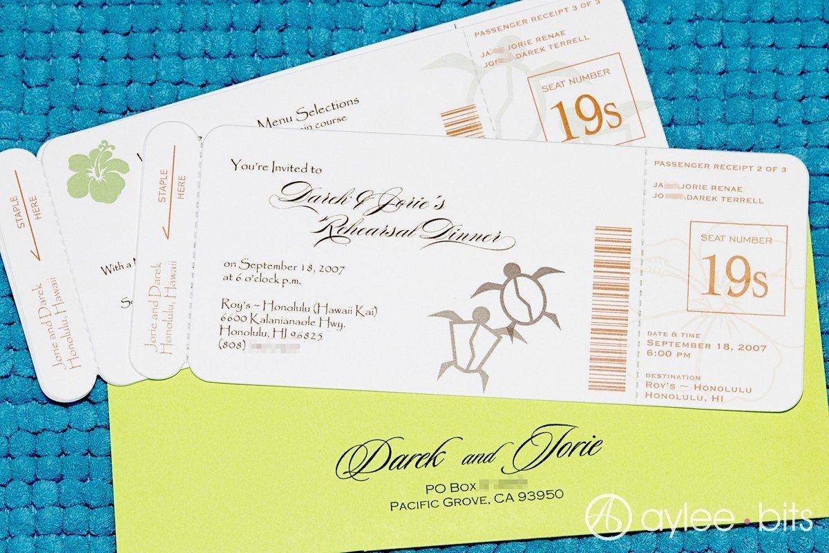 Boarding Pass Invitation Template New Diy Boarding Pass Invitation Save the Date