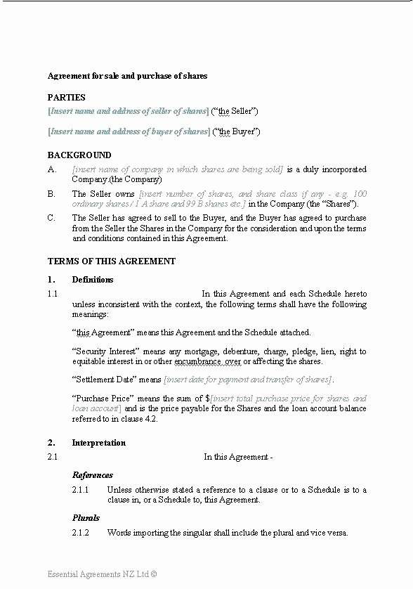 Boat Purchase Agreement Template Best Of Mortgage Purchase Agreement Template – Hafer