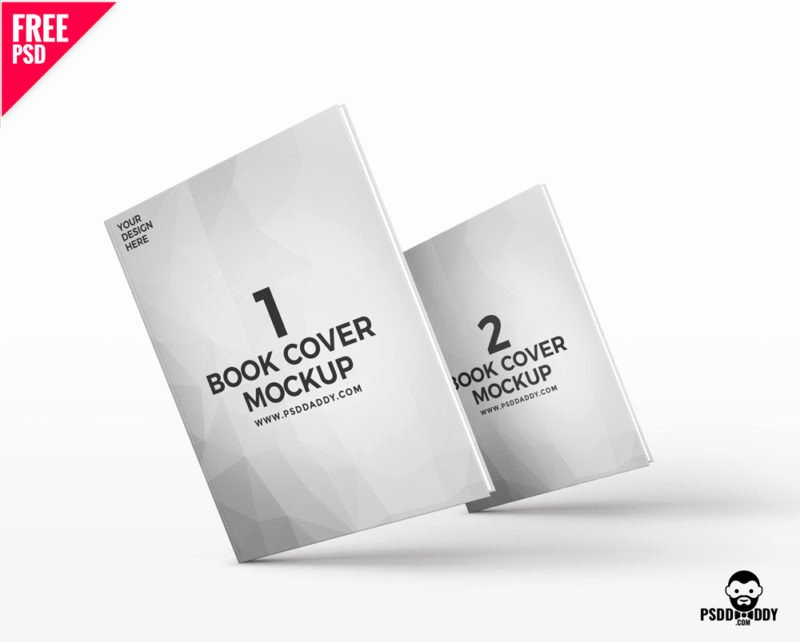 Book Cover Template Photoshop Inspirational Book Mockup Free Psd – Psddaddy