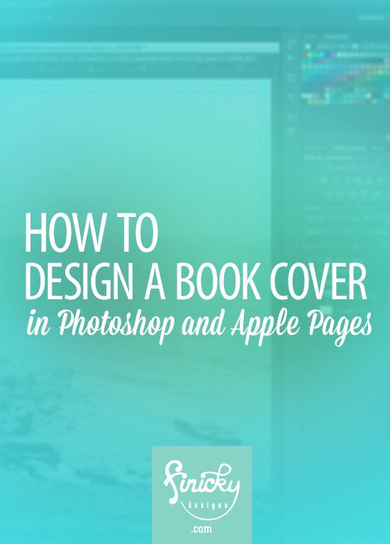 Book Cover Template Photoshop Lovely How to Design A Book Cover In Shop and Apple Pages