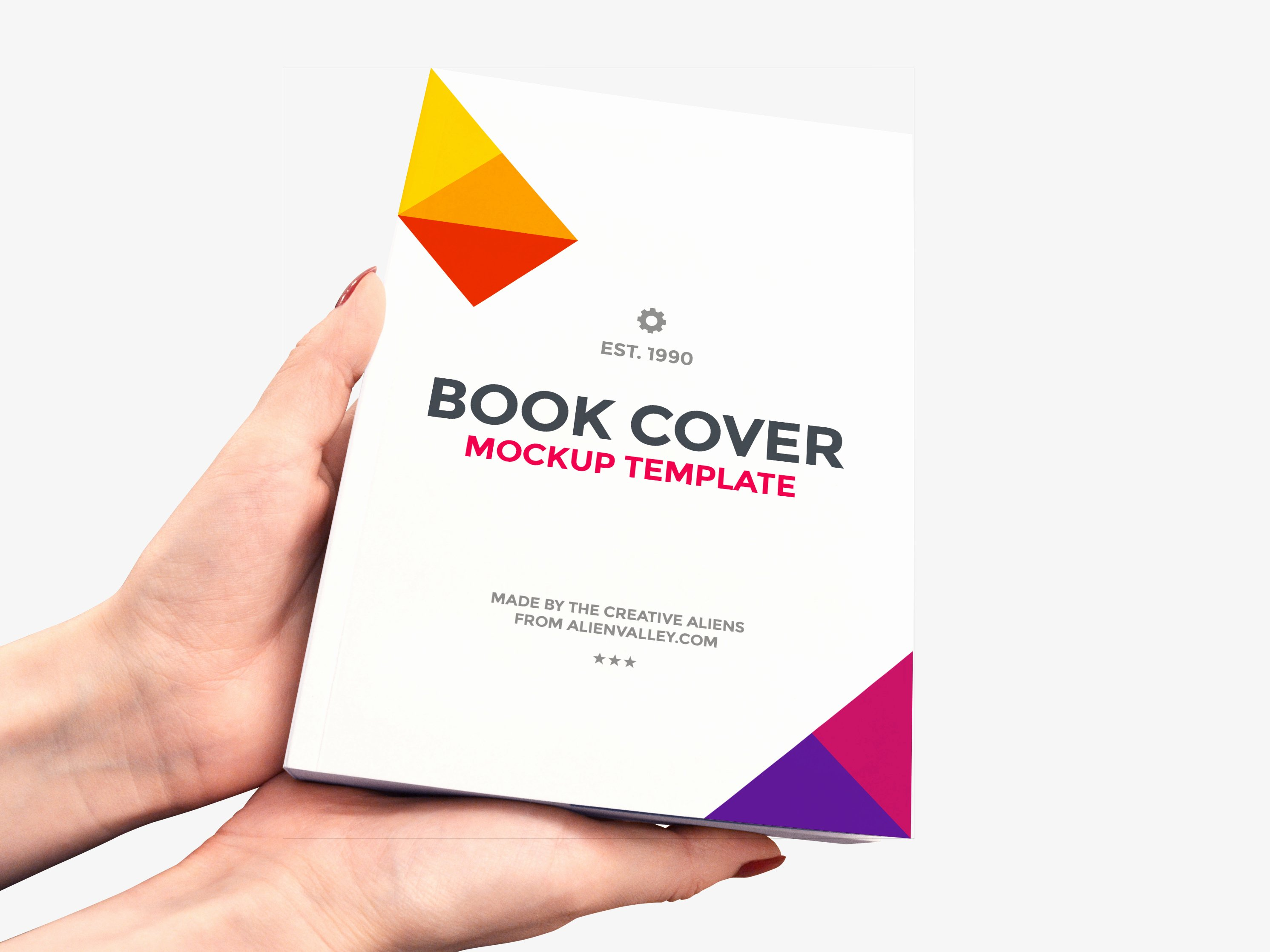Book Cover Template Psd Luxury 30 Book Cover Mockup