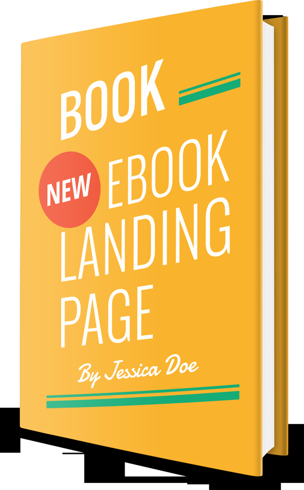 Book Landing Page Template Luxury Book Responsive Ebook Landing Page by Pixininja