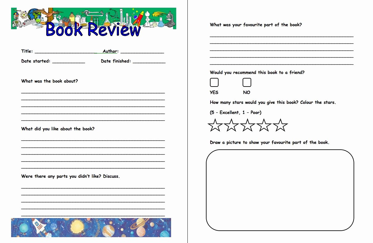 Book Review Template Pdf Awesome Outline Of Book Report Simple 5 Paragraph Book Review