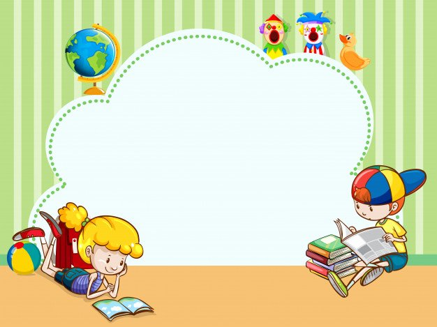 Book Template for Kids Awesome Kids Background Vectors S and Psd Files