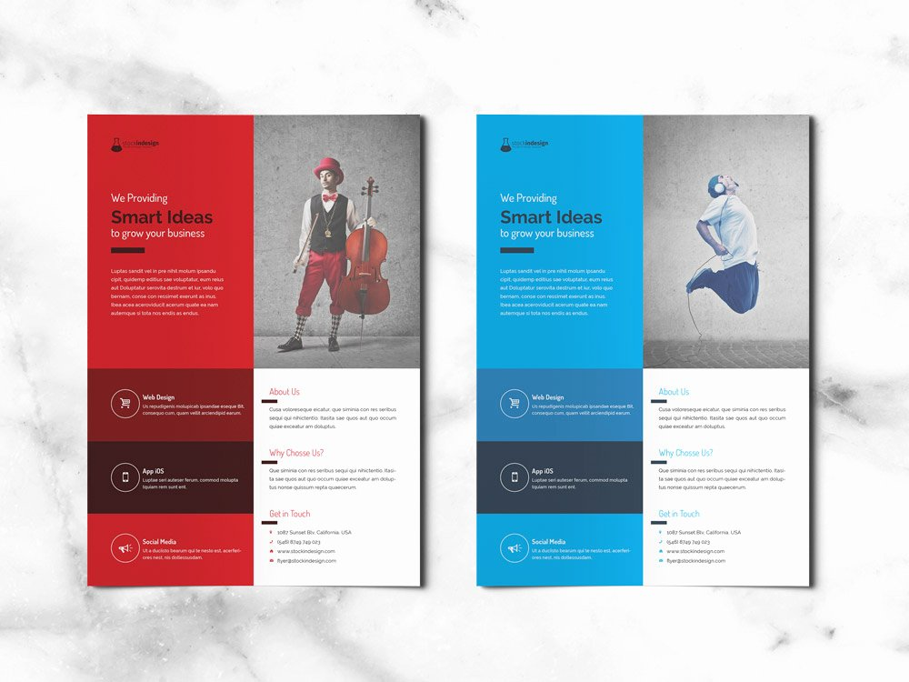 Booklet Template Free Download Best Of Free Corporate Flyer