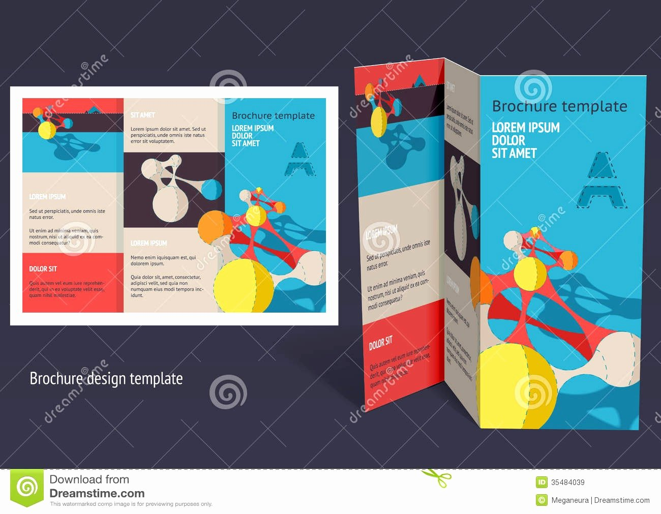 Booklet Template Free Download Inspirational Sample Booklet Templates Corporate Profile Template Free
