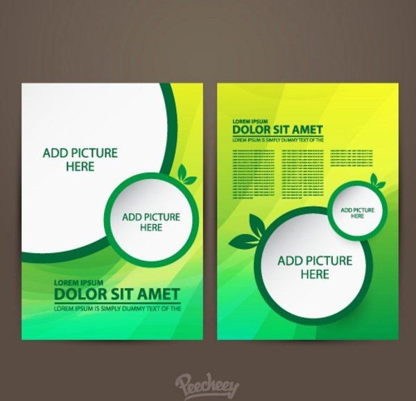 Booklet Template Free Download Lovely Brochure Background Design Free Vector 49 998
