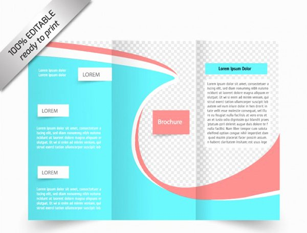 Booklet Template Free Download Luxury 12 Free Brochure Templates