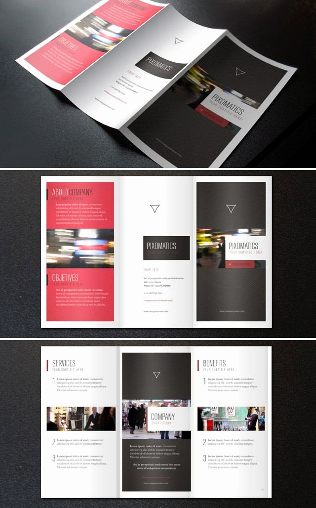 Booklet Template Free Download Luxury 25 Best Ideas About Free Brochure On Pinterest