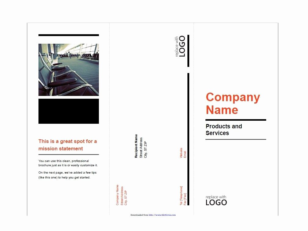 Booklet Template Free Download Unique 31 Free Brochure Templates Word Pdf Template Lab