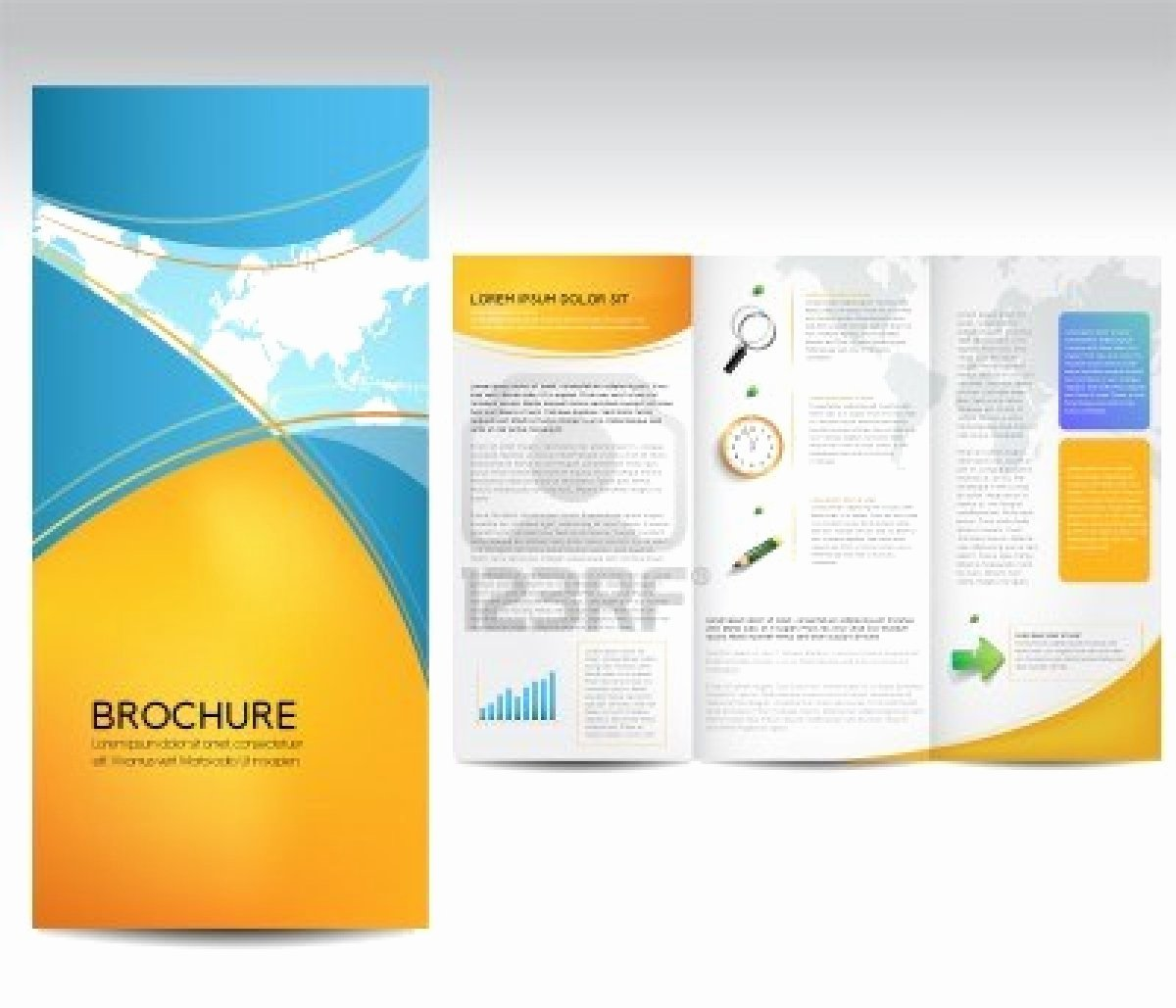 Booklet Template Free Download Unique Brochure Templates Free