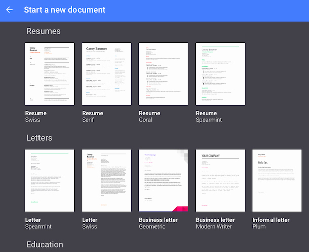 Booklet Template Google Docs Lovely Google Doc Template