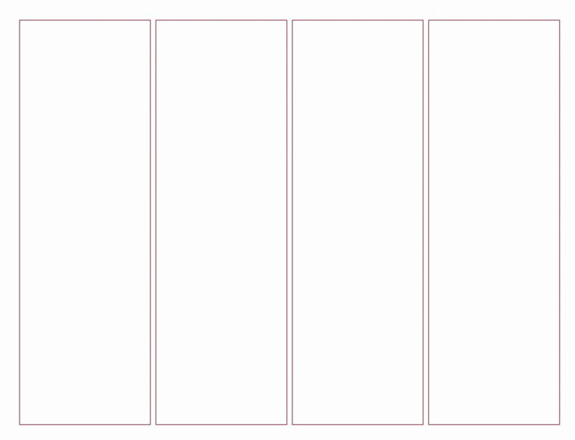 Bookmark Template for Word Beautiful Free Printable Bookmark Template Word Pdf