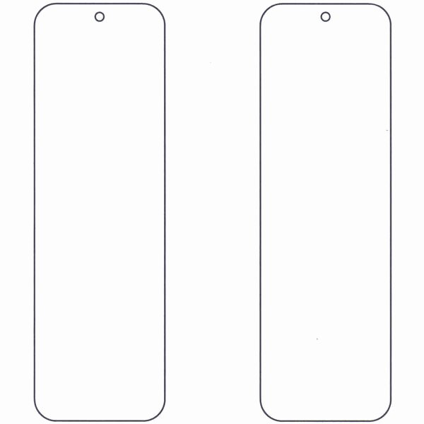 Bookmark Template for Word Best Of Bookmark Template Image by Oliverid5 On Bucket
