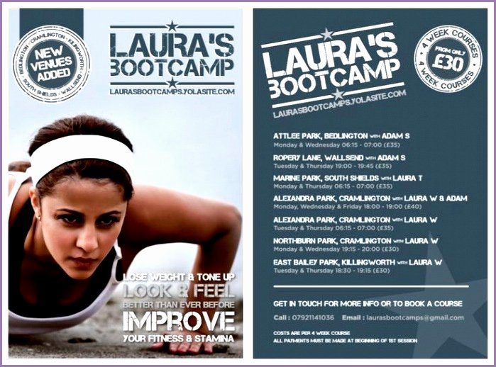 Boot Camp Flyer Template Elegant 5 Fitness Flyer Ideas Work Out Picture Media Work Out