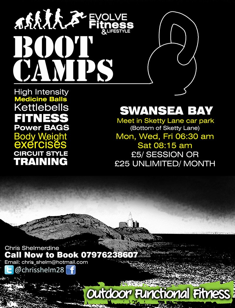 Boot Camp Flyer Template Elegant Bootcamp Flyer Hossshana