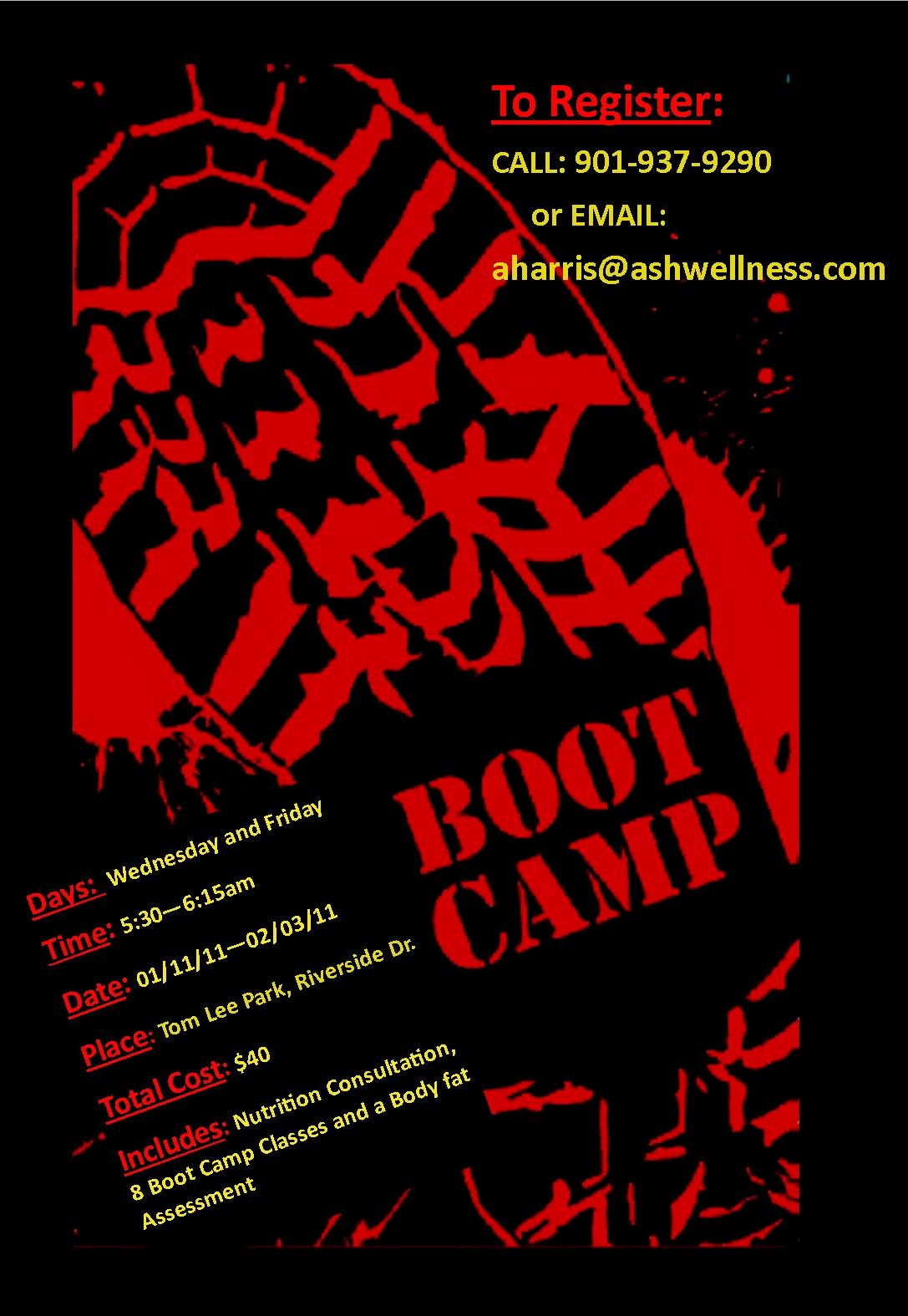 Boot Camp Flyer Template Lovely E E with ash