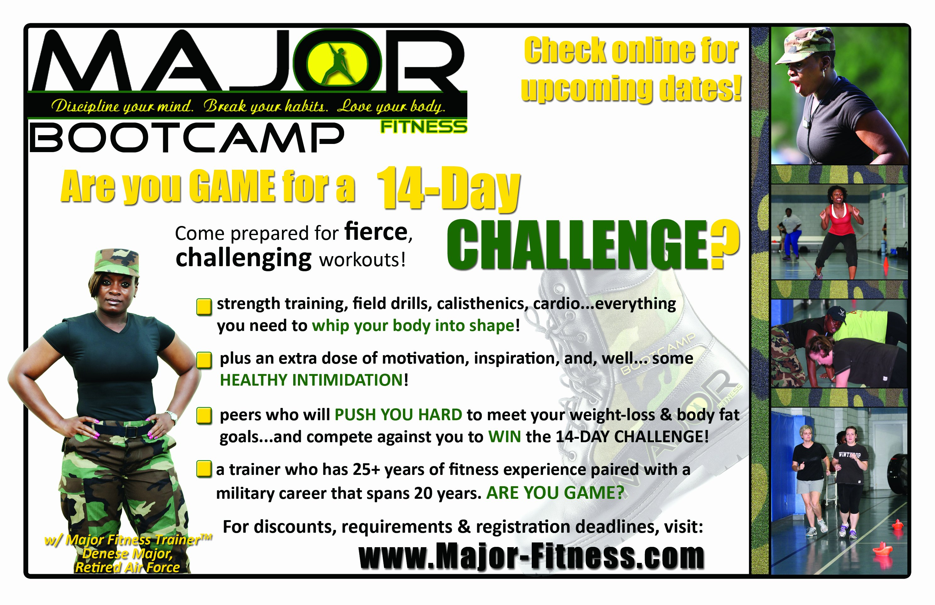 Boot Camp Flyer Template Luxury 7 Best Of Boot Camp Flyers Fitness Boot Camp