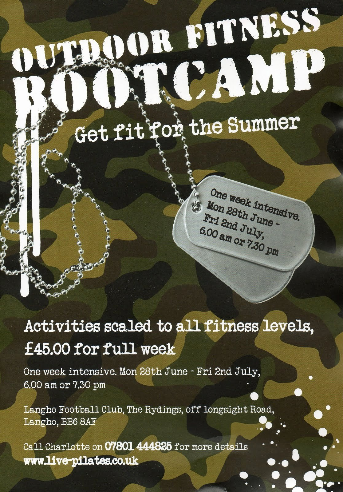 Boot Camp Flyer Template Luxury Boot Camp Flyer Templates Manfoguaqqbyz Blog