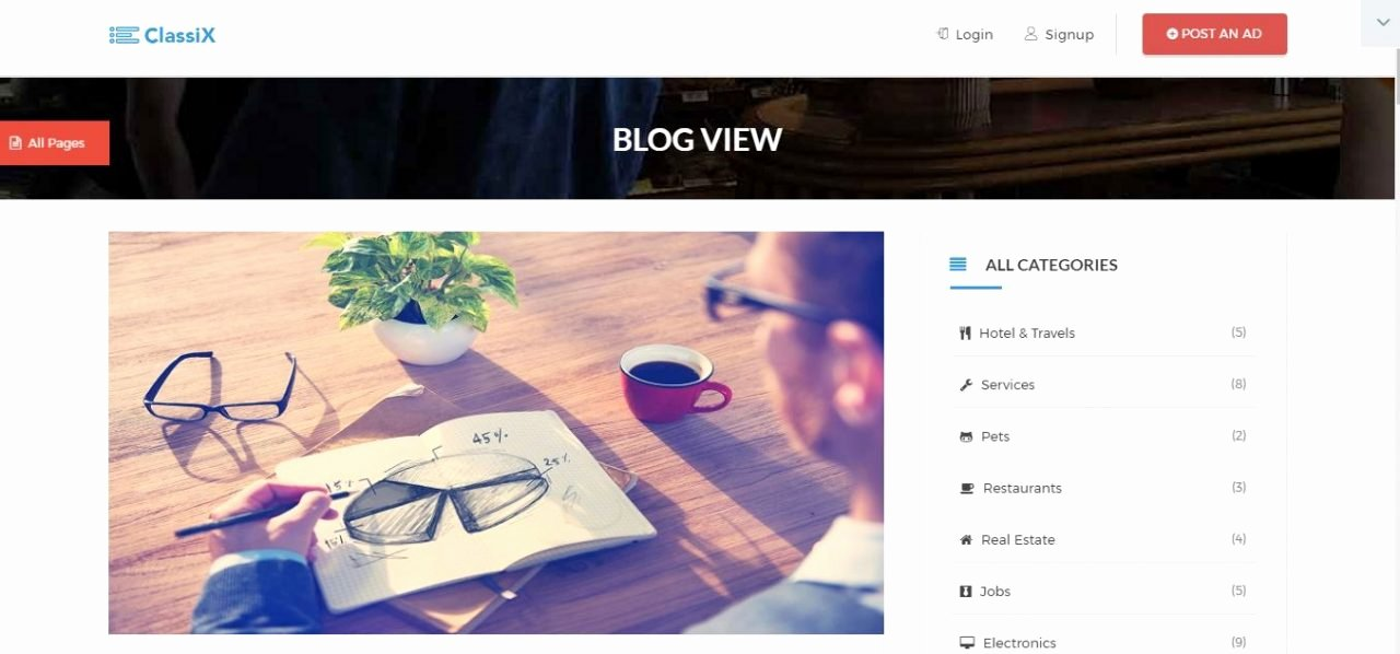 Bootstrap Blog Template Free Beautiful 12 Best Free Bootstrap Blog Templates for 2019 Air Code