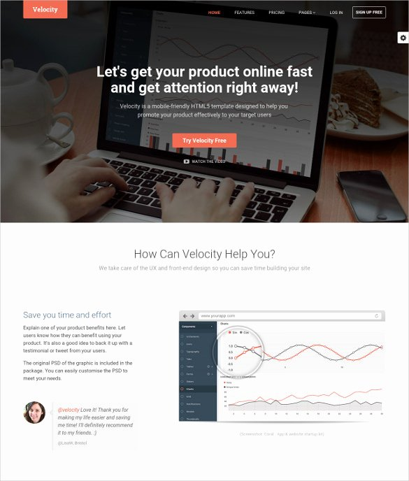 Bootstrap Mobile App Template New 27 App Developers Website themes & Templates