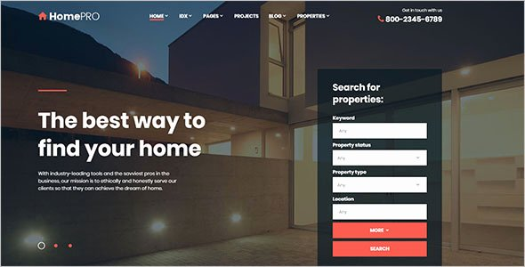 Bootstrap Real Estate Template Awesome 21 Retail Bootstrap Templates Free Website themes